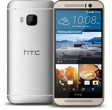 HTC M9 32GB Gold on Silver (Verizon) Unlocked Clean IMEI LIght Wear
