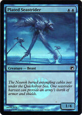 Plated Seastrider Foil Magic the Gathering Scars of Mirrodin Set NM-M Condition