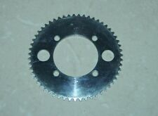 E-Scooter Parts 55T Tooth Sprocket 25H Chain Drive Plate Steel Rear Sprocket