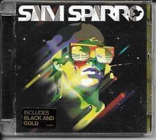 CD ALBUM 13 TITRES--SAM SPARRO--SAM SPARRO--2008