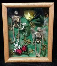 Halloween 3D Dead Fairy Shadow Box Frame Decoration Haunted House Prop
