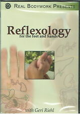 Reflexology for Feet & Hands - Professional Massage Education DVD