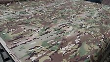 "MULTICAM NY/CO/NOMEX TWILL FR FABRIC 65""W CAMO FABRIC CAMOFLAUGE MULTICAM BY YD"