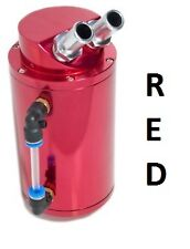 RED ALLOY OIL CATCH TANK S13 S14 S14A SR20DET CA18DET