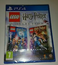 Lego Harry Potter Collection PS4 New Sealed UK PAL Sony PlayStation 4 1 - 7 year