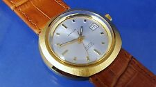 Retro Vintage Galco Automatic Gents Watch Circa 1970S - NOS Never Worn 25 jewel