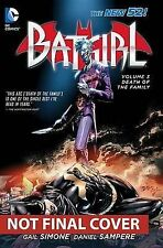 Batgirl Vol 3 Death of the Family by Gail Simone (Paperback 2014)  9781401246280