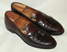 Alden 563 Shell Cordovan Tassel Loafers Color 8 Size 10B Rtl $700 3 DAY!