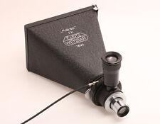 """Leica Ernst Leitz Wetzlar """"Makam"""" Mikroskop-Ansatz mit Zentralverschluß"""
