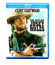 OUTLAW JOSEY WALES (1976 Clint Eastwood) Blu Ray - Sealed Region free for UK