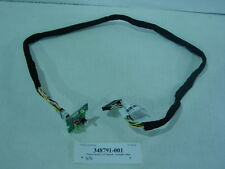 348791-001 Compaq HP Power Switch/LED Board with Cable Proliant DL140 348791-001