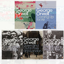 George Orwell Modern Classics Collection 5 books Set. (Homage to Catalonia Th.UK