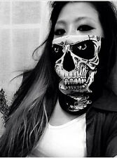 Variety Magic scarf Outdoor Sports Scarf Bicycle Scarf Skeleton Mask Ghost Mask