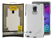 NEW Otterbox Commuter Case Cover For Samsung Galaxy Note 4 – White