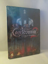 Casltevania 2 Lords of Shadow Steelbook - Xbox 360 / Playstation 3 PS3 / PC