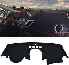 Car Dashboard Dash Mat DashMat Sun Cover Pad For Ford Fiesta 2012 2013 2014