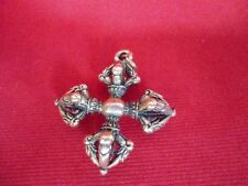 Tibet mascot bronze pendant amulet help protect against evil  bring good fortune