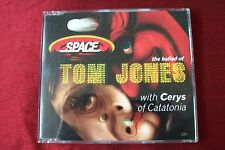 SPACE / CERYS - The Ballad Of Tom Jones - CD Single