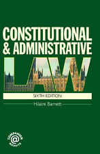 Constitutional and Administrative Law, Hilaire Barnett