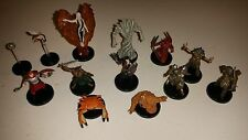 Pathfinder Battles Deadly Foes Common Set 1 of each!