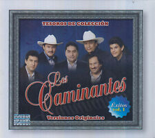 CD - Los Caminantes NEW Tesoro De Coleccion 3 CD's FAST SHIPPING !