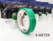 4m KNIFELESS TAPE FINISH LINE OHNE CUTTER FOLIEN SCHNEIDEN WRAPCUT