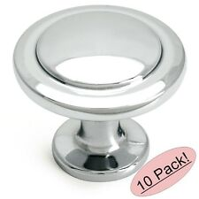 *10 Pack* Cosmas Cabinet Hardware Polished Chrome Knobs - #5560CH