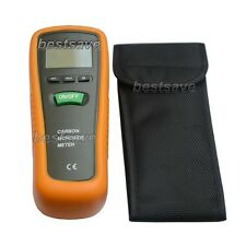 Digital LCD Carbon Monoxide Meter CO Gas Detector Tester Gauge Gage Device B0213