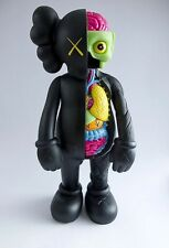 Kaws Original Fake Dissected Black Companion Replica Figure 37cm No Box
