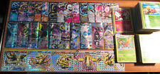 Complete MASTER Pokemon XY FATES COLLIDE Card Set Full Art Reverse Holo X and Y