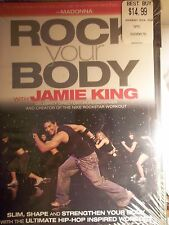 ROCK YOUR BODY- JAMIE KING- SEALED DVD