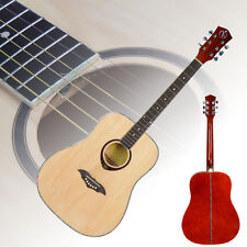 """New Natural 41"""" Philippines Wood 6 String Acoustic Folk Guitar"""