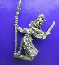 Elf mage sorceress female wizard wood elven citadel GW games workshop