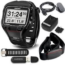 Garmin Forerunner 910XT GPS Sport Watch with Heart Rate Monitor