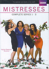 Mistresses : complete series 1 - 3 (8 DVD)
