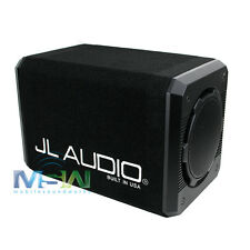 "JL AUDIO CS210G-W6v3 10"" LOADED DUAL 10W6v3-D4 PowerWedge SEALED SUB ENCLOSURE"