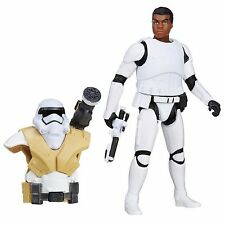 Star Wars The Force Awakens Armor Up Finn Stormtrooper Action Figure UK Seller