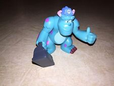 """Disney Pixar Monsters Inc. Sully 4"""" Spin Master Action Figure Toy"""