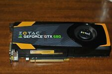 ZOTAC NVIDIA GeForce GTX 680 (4096 MB) 4GB for WINDOWS AND MAC PRO 3.1 5.1