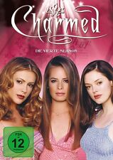 HOLLY MARIE/MCGOWAN,ROSE/MILANO,ALYSSA COMBS - CHARMED S4 MB  6 DVD NEU