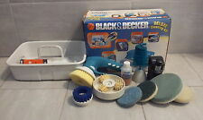 BLACK & DECKER Cordless Scum Buster S500 Deluxe Cleaning