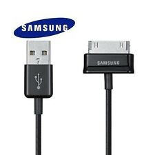 "Original Samsung Galaxy Tab 2 7 "" 8,9"" de 10.1 ""de Tablet Cable De Datos Usb Cargador De Plomo"