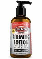AmiLean Advanced Firming lotion Fat Burning Lotion 8 fl oz Topical Fat Burn