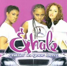 Exhale Chillin' In your Benz 2001 3 Tracks CD