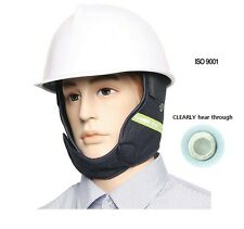 Winter Hard Hat Liner Warmer Ear Face Mask NEW Portable Fast Shipping