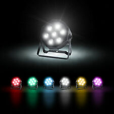 Kam Powercan 84W HEX RGBWAUV 6 in 1 LED DMX Slim Par Can Uplighter DJ Inc Remote
