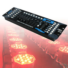192 DMX Channel Disco DJ Laser Stage LED Light Controller Board Party Show DJ