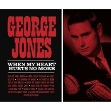 GEORGE JONES - WHEN MY HEART HURTS  CD NEU