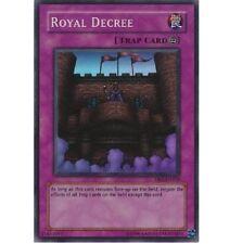 ROYAL DECREE - DB2-EN106 - Super Rare Holo Foil YuGiOh Card