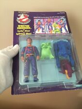 Kenner The Real Ghostbusters Winston Zeddmore With cyclin Slicer-Splitting Ghost